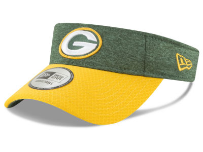 Green Bay Packers New Era 2018 Official NFL Sideline Visor