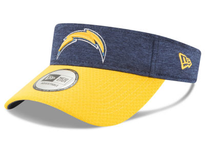 Los Angeles Chargers New Era 2018 Official NFL Sideline Visor
