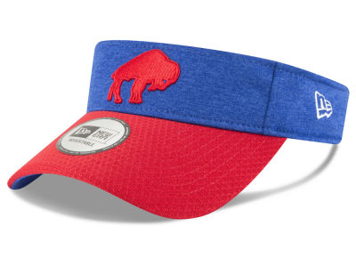 Buffalo Bills New Era 2018 Official NFL Sideline Visor