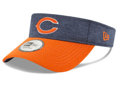 Chicago Bears New Era 2018 Official NFL Sideline Visor