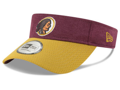 Washington Redskins New Era 2018 Official NFL Sideline Visor