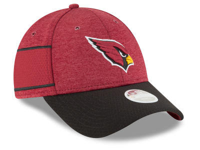 Arizona Cardinals New Era 2018 Official NFL Women's Sideline Home 9FORTY Cap
