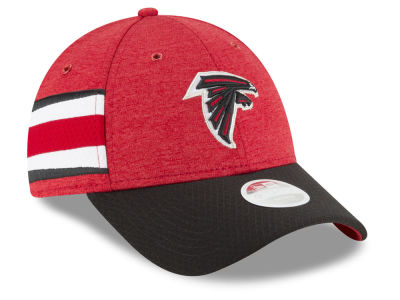 Atlanta Falcons New Era 2018 Official NFL Women's Sideline Home 9FORTY Cap