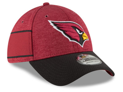 Arizona Cardinals New Era 2018 Official NFL Kids Sideline Home 39THIRTY Cap