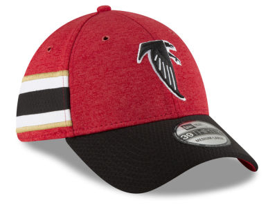 Atlanta Falcons New Era 2018 Official NFL Kids Sideline Home 39THIRTY Cap