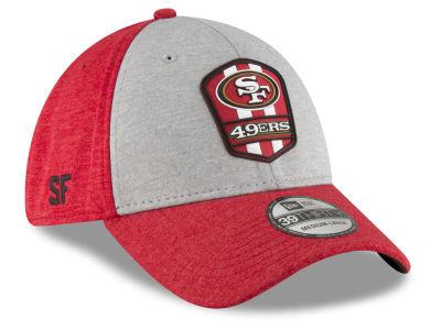 d004b1fe uk san francisco 49ers new era 2017 official nfl sideline visor ...