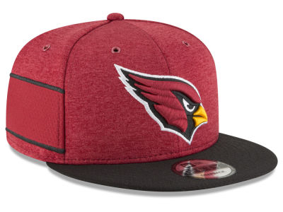 Arizona Cardinals New Era 2018 Official NFL Kids Sideline Home 9FIFTY Snapback Cap