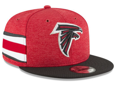 Atlanta Falcons New Era 2018 Official NFL Kids Sideline Home 9FIFTY Snapback Cap