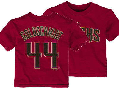 Arizona Diamondbacks Paul Goldschmidt MLB Infant Official Player T-Shirt
