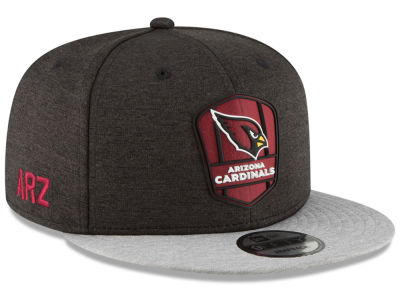 Arizona Cardinals New Era 2018 Official NFL Kids Sideline Road 9FIFTY Snapback Cap