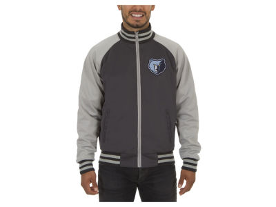 Memphis Grizzlies JH Design NBA Men's Reversible Track Jacket V