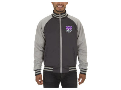 Sacramento Kings JH Design NBA Men's Reversible Track Jacket V
