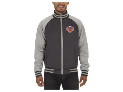 New York Knicks JH Design NBA Men's Reversible Track Jacket V