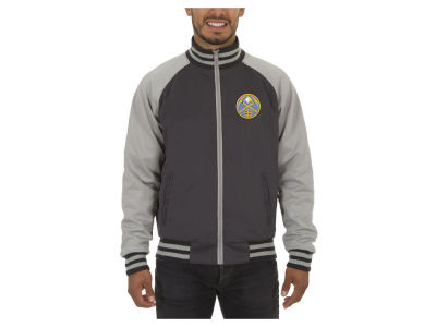 Denver Nuggets JH Design NBA Men's Reversible Track Jacket V