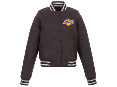 Los Angeles Lakers JH Design NBA Women's Polytwill Jacket