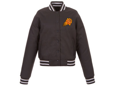 Phoenix Suns JH Design NBA Women s Polytwill Jacket bbe640cd0d