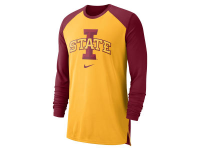 Nike NCAA Men's Breathe Shooter Long Sleeve T-Shirt