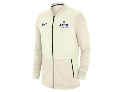 LSU Tigers Nike NCAA Men's Rivalry Elite Hybrid Jacket