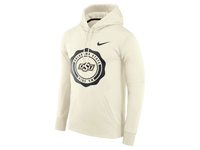 Oklahoma State Cowboys Nike NCAA Men's Rivalry Therma Hooded Sweatshirt