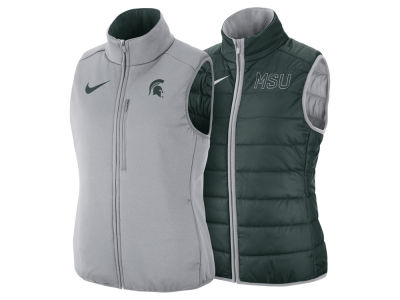 Michigan State Spartans Nike NCAA Women's Elite Vest