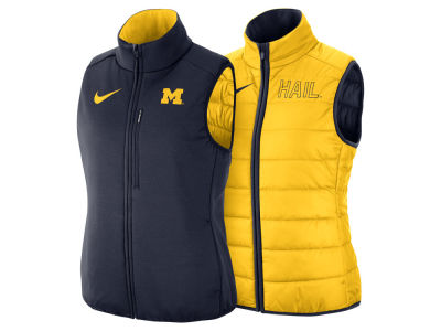 Michigan Wolverines Nike NCAA Women's Elite Vest