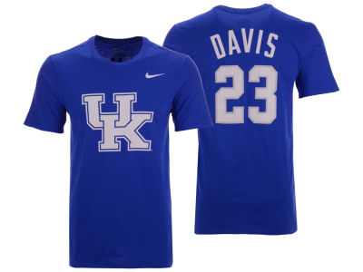 Kentucky Wildcats Anthony Davis Nike NCAA Future Star Replica T-Shirt