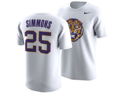 LSU Tigers Ben Simmons Nike NCAA Future Star Replica T-Shirt