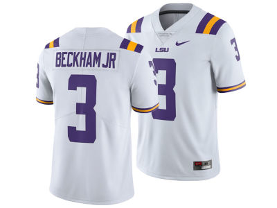 LSU Tigers Odell Beckham Jr. Nike NCAA Men's Limited Football Jersey
