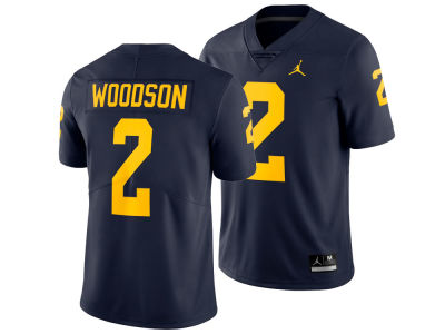 Michigan Wolverines Charles Woodson Nike NCAA Men's Limited Football Jersey