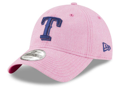 Texas Rangers New Era 2018 MLB Mothers Day 9TWENTY Cap