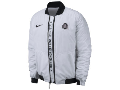 Ohio State Buckeyes Nike NCAA Men's Rivalry Bomber Jacket