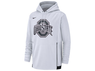 Ohio State Buckeyes Nike NCAA Men's Rivalry Therma Phantom Hooded Sweatshirt
