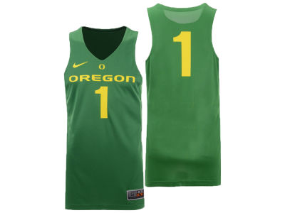Oregon Ducks Nike NCAA Men's Replica Basketball Jersey
