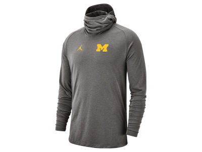 Michigan Wolverines Jordan NCAA Men's Bala Pullover
