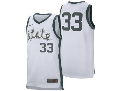 Michigan State Spartans Nike 2018 NCAA Men's Retro Basketball Jersey