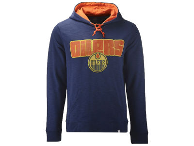 Edmonton Oilers Majestic NHL Men's Gameday Classic Pullover Hoodie