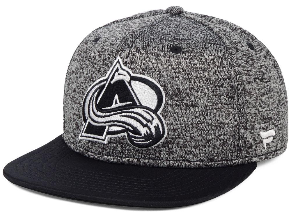 8324f805ca0 Colorado Avalanche NHL Emblem Snapback Cap