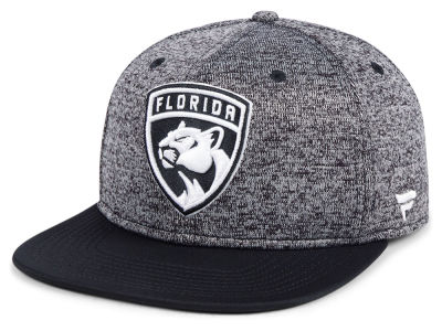 best website 5db13 c00a3 Florida Panthers NHL Emblem Snapback Cap