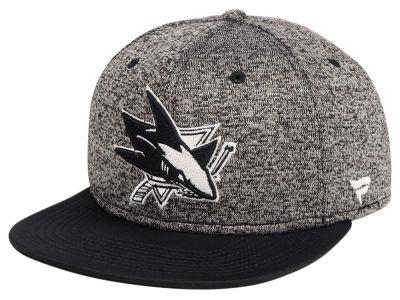 f3c2e43d9e2 San Jose Sharks NHL Emblem Snapback Cap