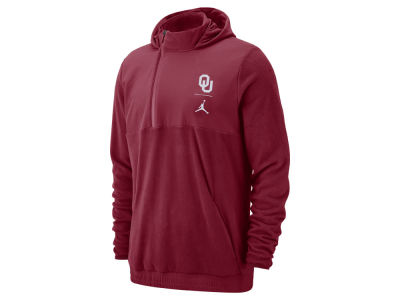 Oklahoma Sooners Jordan NCAA Men's Therma Sphere Max Jacket