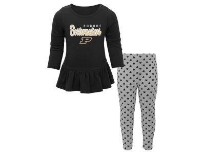Purdue Boilermakers Outerstuff NCAA Infant Tiny Trainer Pant Set
