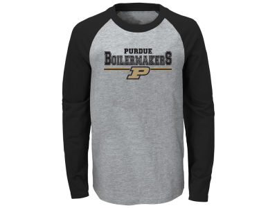 Purdue Boilermakers Outerstuff NCAA Toddler Field Line Long Sleeve T-Shirt