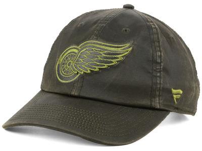 Detroit Red Wings NHL Branded NHL Fundamental Waxed Adjustable Cap c116562bd