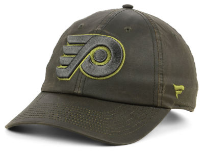 Philadelphia Flyers NHL Fundamental Waxed Adjustable Cap