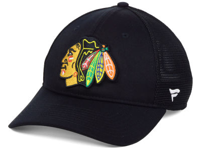 Chicago Blackhawks NHL Elevated Core Trucker Cap