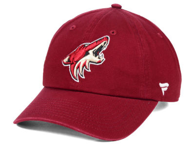 Arizona Coyotes NHL Fan Relaxed Adjustable Cap