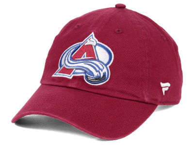 Colorado Avalanche NHL Fan Relaxed Adjustable Cap