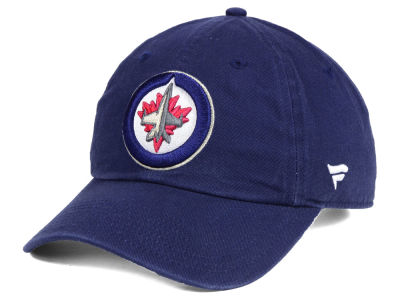 Winnipeg Jets NHL Fan Relaxed Adjustable Cap