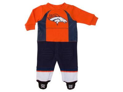 Denver Broncos Gerber NFL Newborn Footysuit e545e3e29