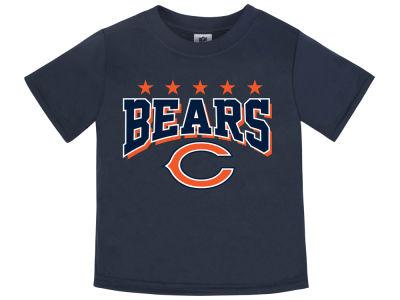 8c6cc2a91 Chicago Bears Gerber NFL Toddler Poly Football T-Shirt